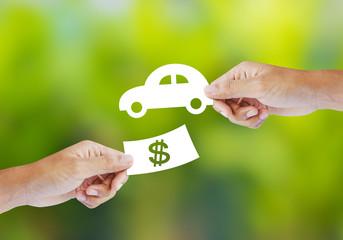Образец договора купли-продажи автомобиля и схема сделки