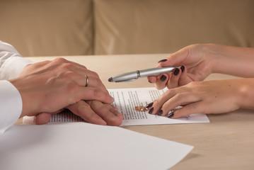 Иск о расторжении брака. Иск на развод — образец (с детьми)
