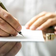 Как делятся долги при разводе супругов