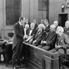 Заявление в суд о рассмотрении дела без моего участия — образец